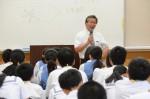 平成30年度体験入学<春日南中学校・春日野中学校>【95】