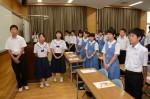 平成30年度体験入学<春日南中学校・春日野中学校>【97】