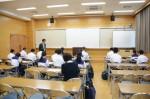 平成30年度体験入学<那珂川中学校>【2】