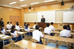 平成30年度体験入学<那珂川中学校>【4】