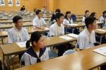 平成30年度体験入学<那珂川中学校>【6】