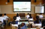 平成30年度体験入学<那珂川中学校>【7】