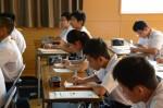 平成30年度体験入学<那珂川中学校>【11】