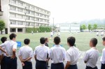平成30年度体験入学<那珂川中学校>【17】