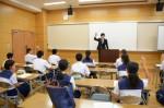 平成30年度体験入学<那珂川中学校>【19】