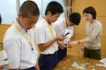 平成30年度体験入学<那珂川中学校>【29】