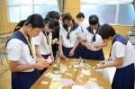 平成30年度体験入学<那珂川中学校>【32】