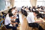 平成30年度体験入学<那珂川中学校>【38】