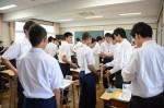 平成30年度体験入学<那珂川中学校>【39】
