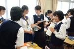 平成30年度体験入学<那珂川中学校>【41】