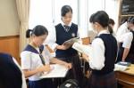 平成30年度体験入学<那珂川中学校>【42】