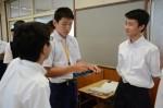 平成30年度体験入学<那珂川中学校>【43】