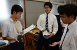 平成30年度体験入学<那珂川中学校>【44】