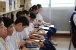 平成30年度体験入学<那珂川中学校>【47】