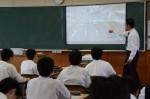 平成30年度体験入学<那珂川中学校>【49】