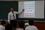 平成30年度体験入学<那珂川中学校>【51】