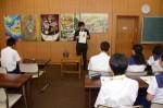 平成30年度体験入学<那珂川中学校>【53】