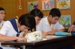 平成30年度体験入学<那珂川中学校>【59】