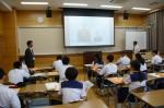 平成30年度体験入学<那珂川中学校>【61】