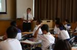 平成30年度体験入学<那珂川中学校>【64】