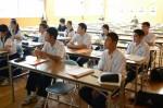 平成30年度体験入学<那珂川中学校>【66】