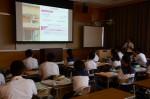 平成30年度体験入学<那珂川中学校>【69】