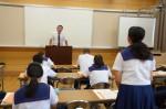 平成30年度体験入学<那珂川中学校>【71】