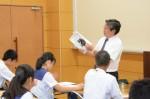 平成30年度体験入学<那珂川中学校>【72】