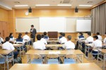 平成30年度体験入学<大野東中学校>【2】