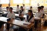 平成30年度体験入学<大野東中学校>【13】