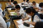 平成30年度体験入学<大野東中学校>【26】