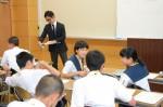 平成30年度体験入学<大野東中学校>【28】