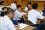 平成30年度体験入学<大野東中学校>【31】