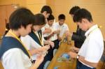 平成30年度体験入学<大野東中学校>【42】