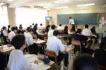 平成30年度体験入学<大野東中学校>【47】