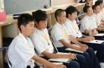 平成30年度体験入学<大野東中学校>【55】