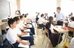 平成30年度体験入学<大野東中学校>【57】