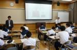平成30年度体験入学<大野東中学校>【58】