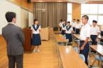 平成30年度体験入学<大野東中学校>【74】