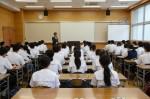 平成30年度体験入学<老司中学校・甘木中学校>【2】