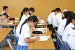 平成30年度体験入学<老司中学校・甘木中学校>【104】