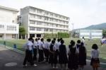 平成30年度体験入学<老司中学校・甘木中学校>【19】
