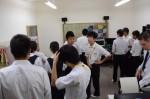平成30年度体験入学<老司中学校・甘木中学校>【20】
