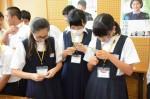平成30年度体験入学<老司中学校・甘木中学校>【40】