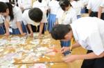 平成30年度体験入学<老司中学校・甘木中学校>【41】