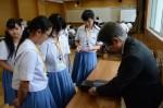 平成30年度体験入学<老司中学校・甘木中学校>【42】