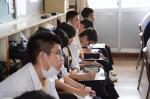 平成30年度体験入学<老司中学校・甘木中学校>【53】