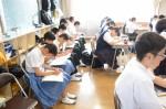 平成30年度体験入学<老司中学校・甘木中学校>【56】