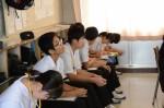 平成30年度体験入学<老司中学校・甘木中学校>【64】