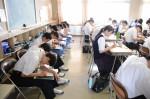 平成30年度体験入学<老司中学校・甘木中学校>【68】